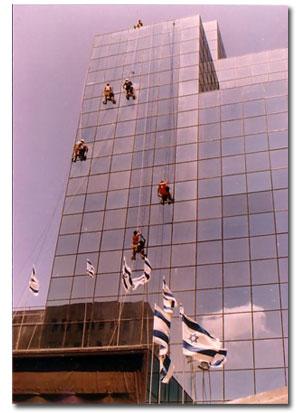 מגדל הנביאים חיפה, גמר עבודות האיטום